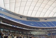1人50,000円で気分はプロ野球!東京ドームを借りる予算を調べてみました