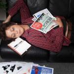 """ワンピース尾田栄一郎""""年収30億円""""でも週休0日、睡眠時間は2~3時間"""