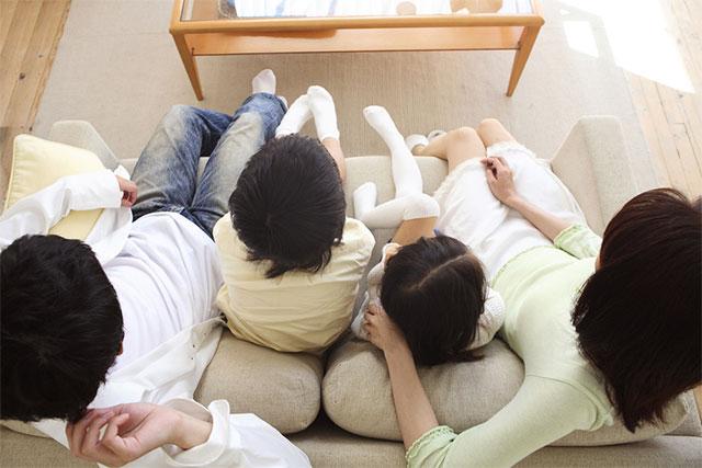 家族4人年収500万円の将来