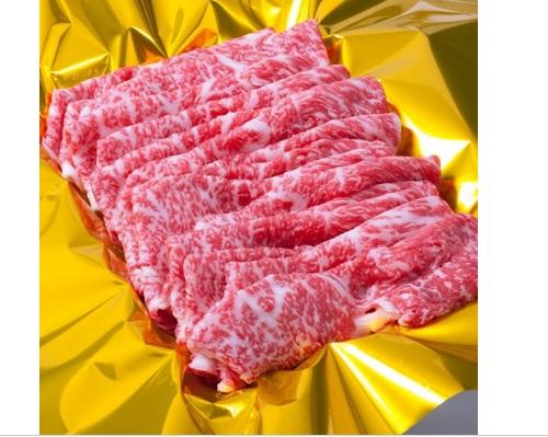 【三重県】松阪牛しゃぶしゃぶ 600gロース