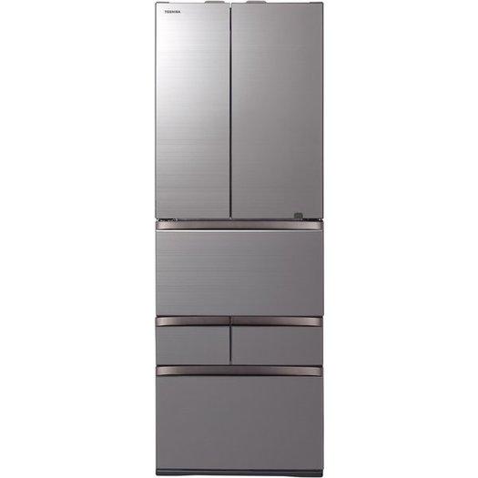 東芝 冷蔵庫(461L・フレンチ) 6ドア VEGETA